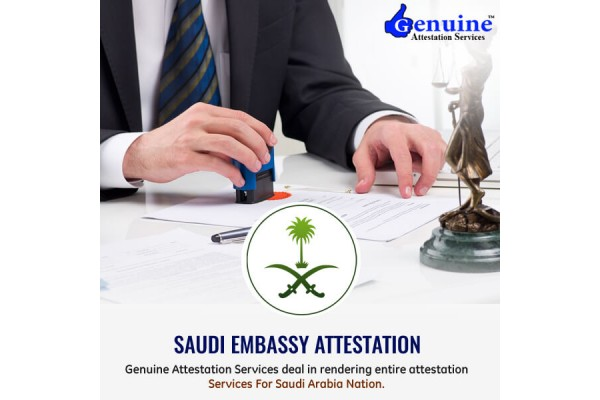 The Procedures and Methods of Attestation in the Saudi Embassy