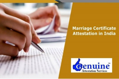 Procedure for Marriage Certificate Attestation for Sri Lankan Visa